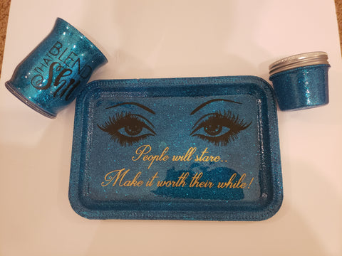 Makeup/Rolling Tray