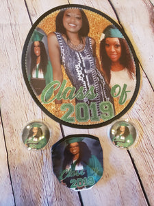 Personalize Fans - JVN Creations & Designs