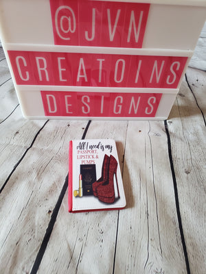 Passport Holder - JVN Creations & Designs