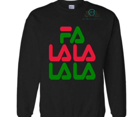 Fa Lalalala - JVN Creations & Designs