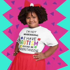 I'm Not Misbehaving (kid sizes) - JVN Creations & Designs
