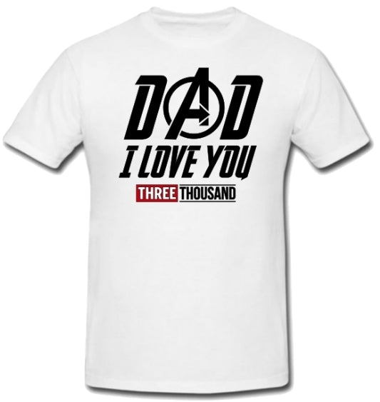 Dad I Love You 300 - JVN Creations & Designs