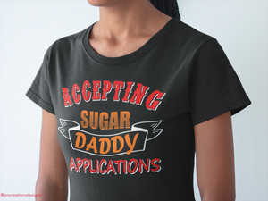 Accepting Sugar Daddy Applications - JVN Creations & Designs