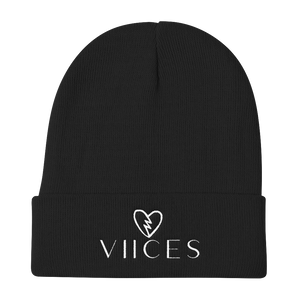 "The ""Viices"" Knit Beanie"