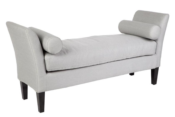 Duke Bed End - Glacier Grey