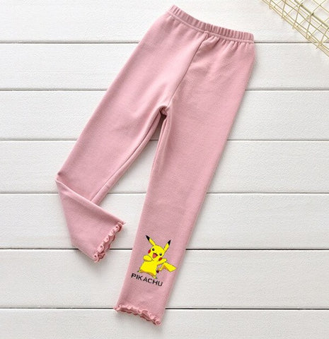 Pantalon Pokemon Fille Rose