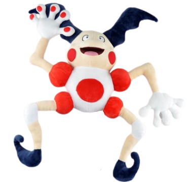 Peluche M Mime | Pokemon