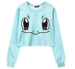 Pull Pokemon Fille Carapuce