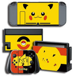 Sticker Pikachu Switch