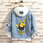 Veste Pokemon Pikachu Street Wear