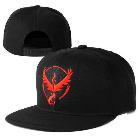 casquette pokémon team valor