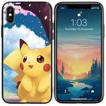 Image de la Coque iPhone Pokémon Pikachu