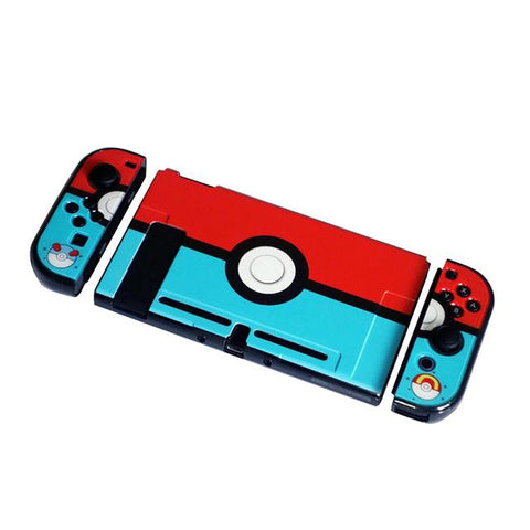 Coque de protection Nintendo Switch Pokéball