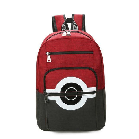 Sac a Dos Pokeball