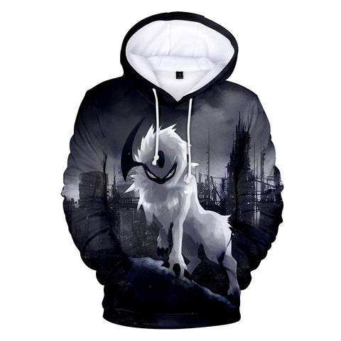 Photo d'un sweat Pokémon absol