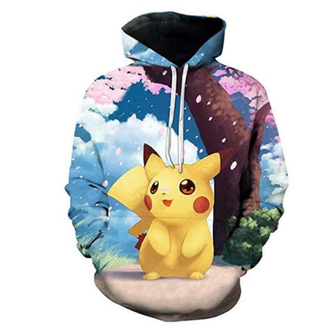 Photo d'un sweat Pokémon Pikachu