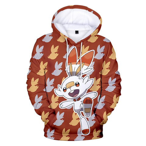 Photo d'un sweat Pokémon flambino