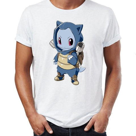 Photo du t-shirt Pokémon carapuce déguisé