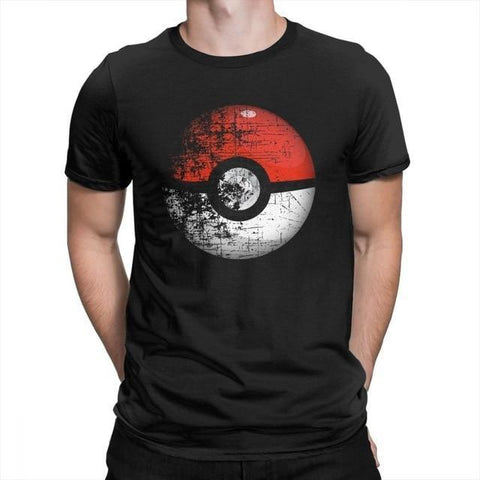 T-shirt Pokémon Pokéball