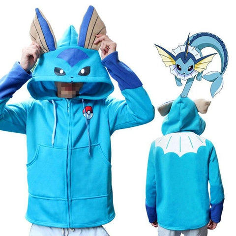Veste Pokemon Aquali
