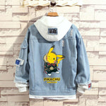 Veste Pokemon Street Wear