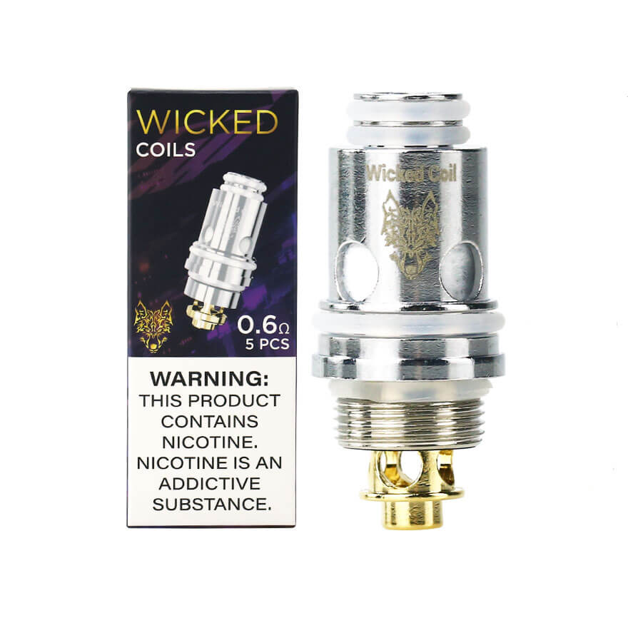 AFENG Wicked X-Grid Coil X5 by SnowWolf