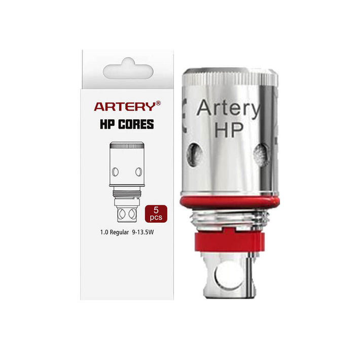 Pal II HP Coil X5 by Artery