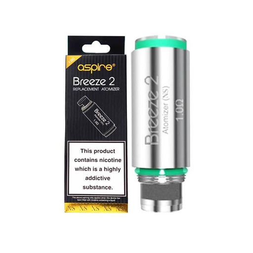 Breeze 2 Coil X5 by Aspire