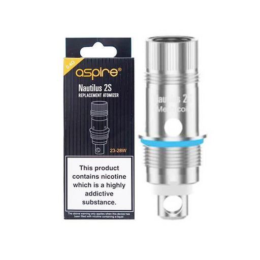 Nautilus 2S Coil X5 by Aspire