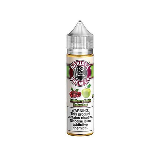 Cranberry Apple Refresher 50ml by Barista Brew Co