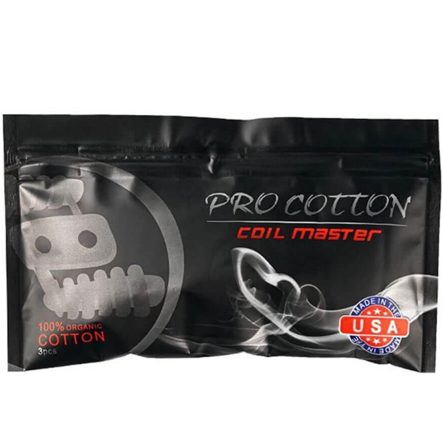 Pro Cotton by Coil Master