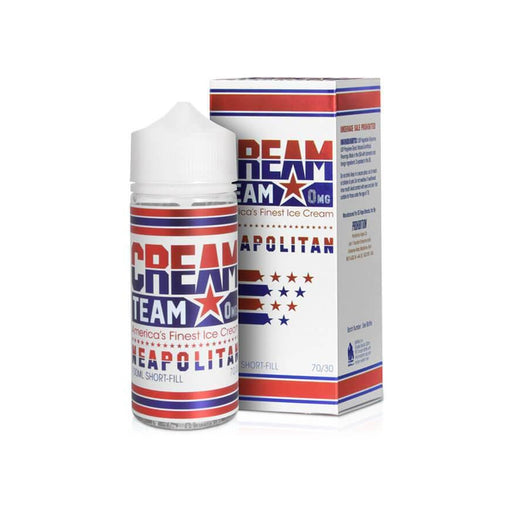 Neapolitan 100ml by Cream Team
