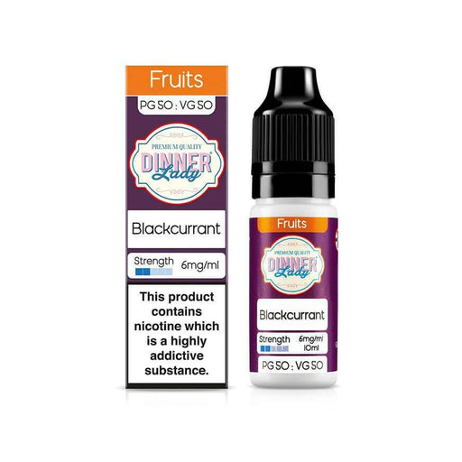 Blackcurrant 10ml by Dinner Lady
