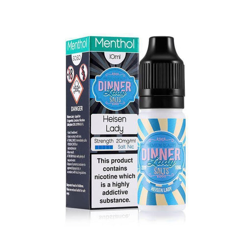 Heisen Lady 10ml Salt by Dinner Lady