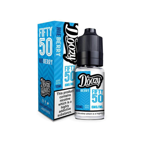 Hieberry 10ml eLiquid by Doozy