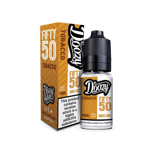 Tobacco 10ml eLiquid by Doozy