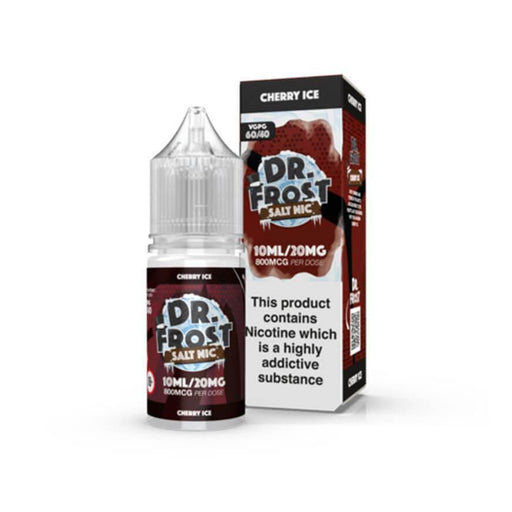 Cherry Ice 10ml Salt by Dr Frost