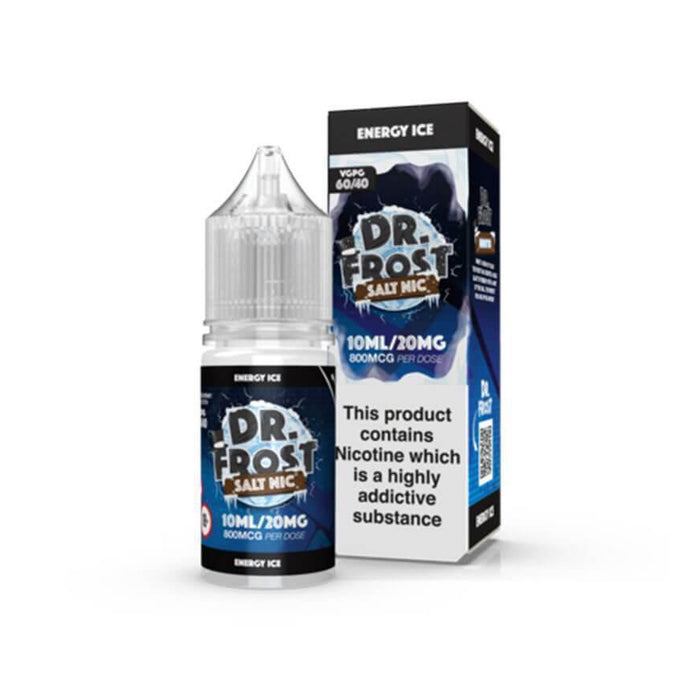 Energy Ice 10ml Salt by Dr Frost