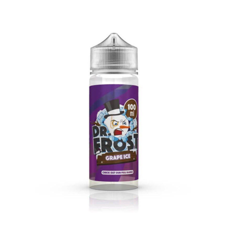 Grape Ice 100ml by Dr Frost