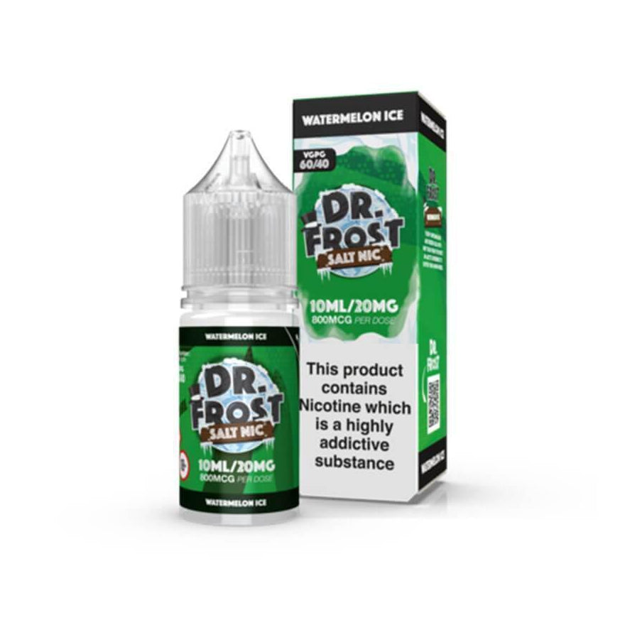 Watermelon Ice 10ml Salt by Dr Frost
