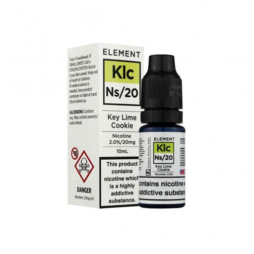 Key Lime Cookie 10ml Salt by Element