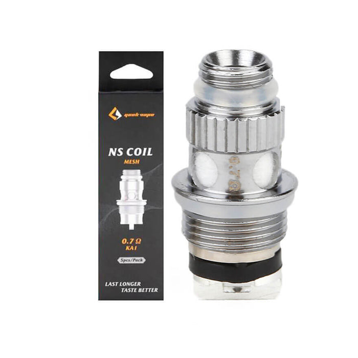 Frenzy NS Coil X5 by Geek Vape