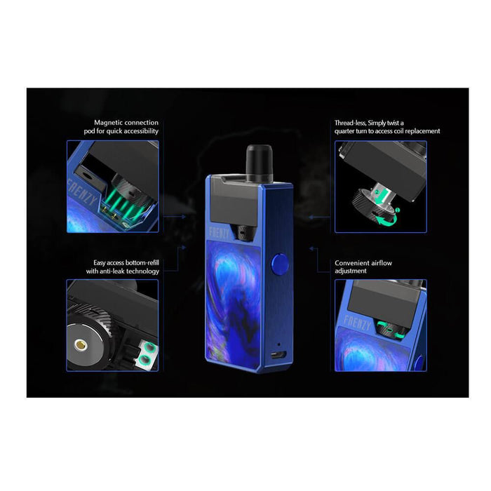 Frenzy Pod Kit by Geek Vape