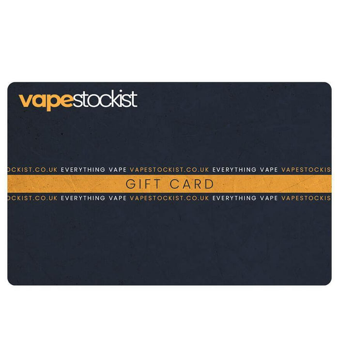 Gift Card Design 2 by VapeStockist