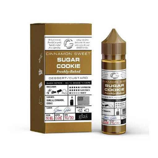 Sugar Cookie 50ml by Glas Vapor