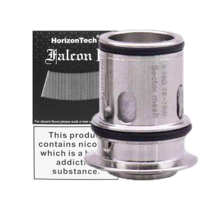 Falcon 2 Sector Coil X3 by HorizonTech