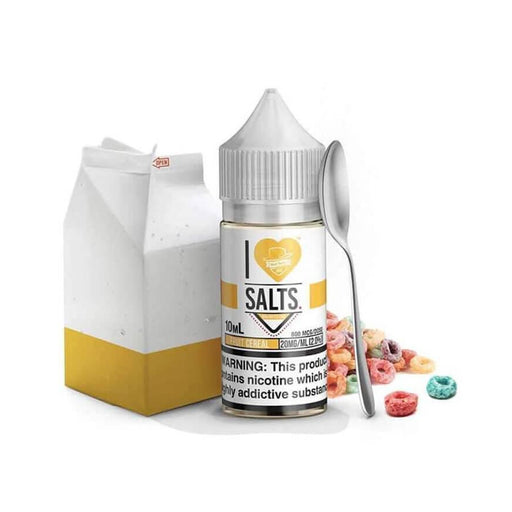 Fruit Cereal 10ml Salt by I Love Salts