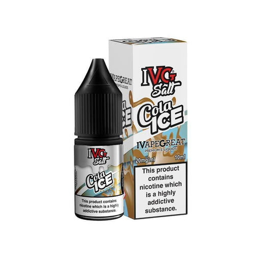 Cola Ice 10ml Salt eLiquid by IVG