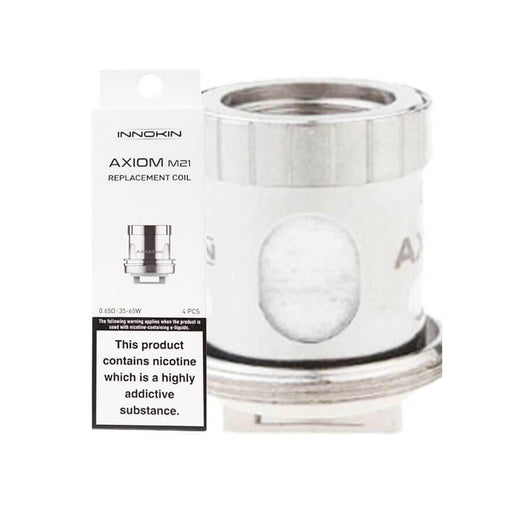 Axiom M21 Coil X4 by Innokin