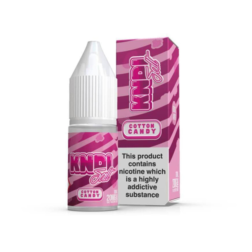 Cotton Candy 10ml Salt by KNDI